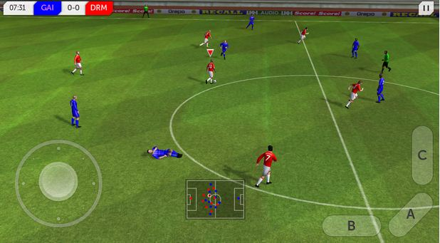 Dream League Soccer 2016 Mod Apk Data v3.09 Unlimited Money