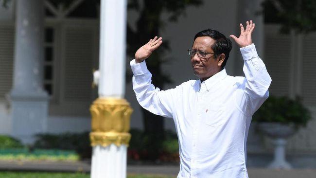 Alamak! Mahfud MD Sebut 92 Persen Calon Kepala Daerah Dibiayai oleh Para Cukong