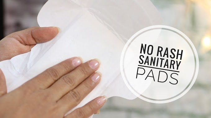 How to Deal With Period Rashes || Carmesi Sanitary Pads Review & Other Tips