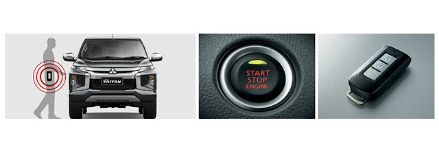 Spesifikasi & Fitur Mitsubishi Strada Triton