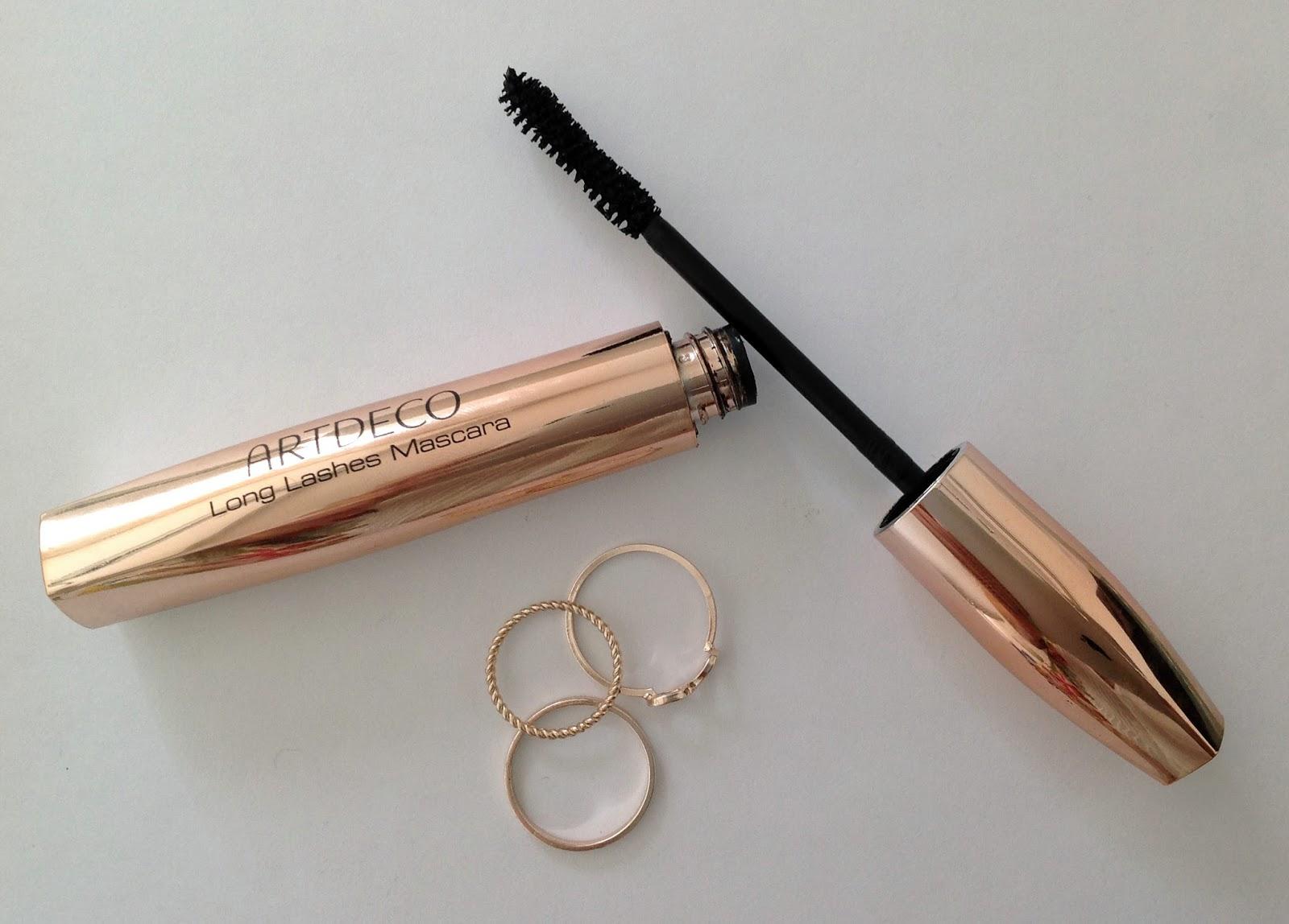Artdeco Long Lashes mascara – low maintenance beauty