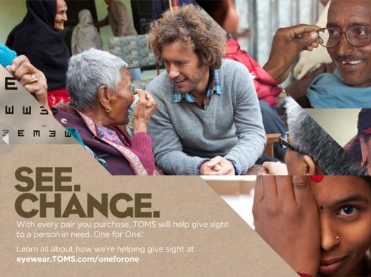 Toms Eyewear Helping Nepal | Lexlimbu