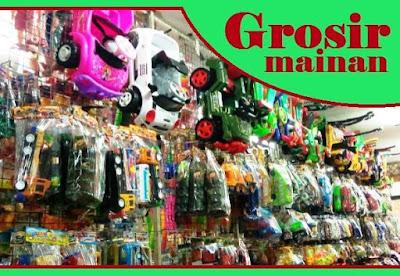 toko mainan anak kota Surakarta Jateng