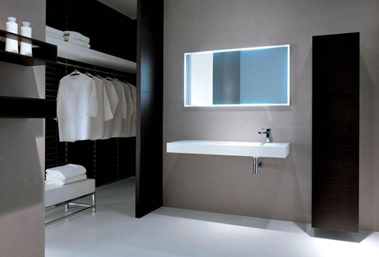 Minimalist Bathroom Ideas: Home Design Interior: Minimalist Bathroom Design