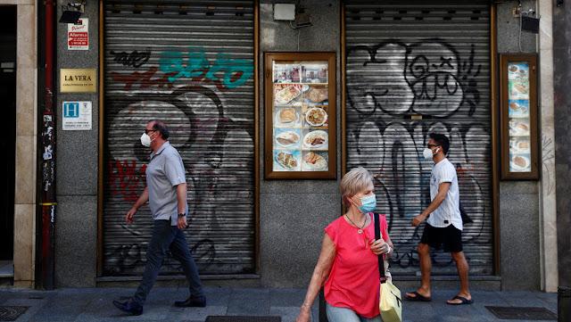 Madrid registra su primer rebrote de coronavirus