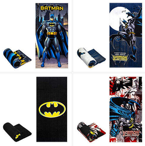 "27% discount Batman Urban - Beach Towel Oversized 60"" x 30"