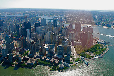 passeios de helicóptero em Nova York