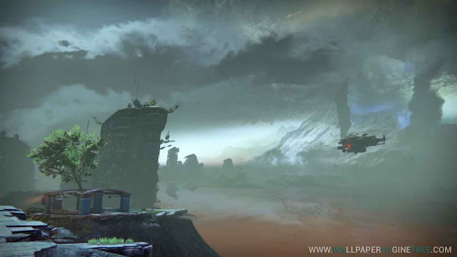 Download Destiny Battlefields - Ishtar Sink Wallpaper Engine