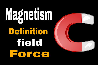 Magnetism definition | Field | Force