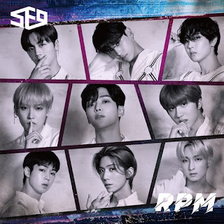 [Single] SF9 - RPM (Japanese) Mp3 full zip rar 320kbps