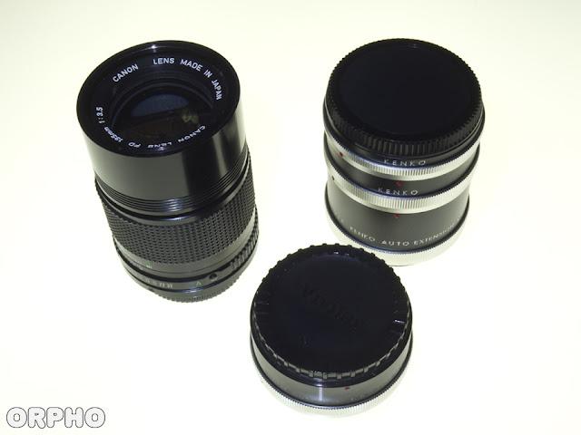 Canon FD 135mm f 3,5