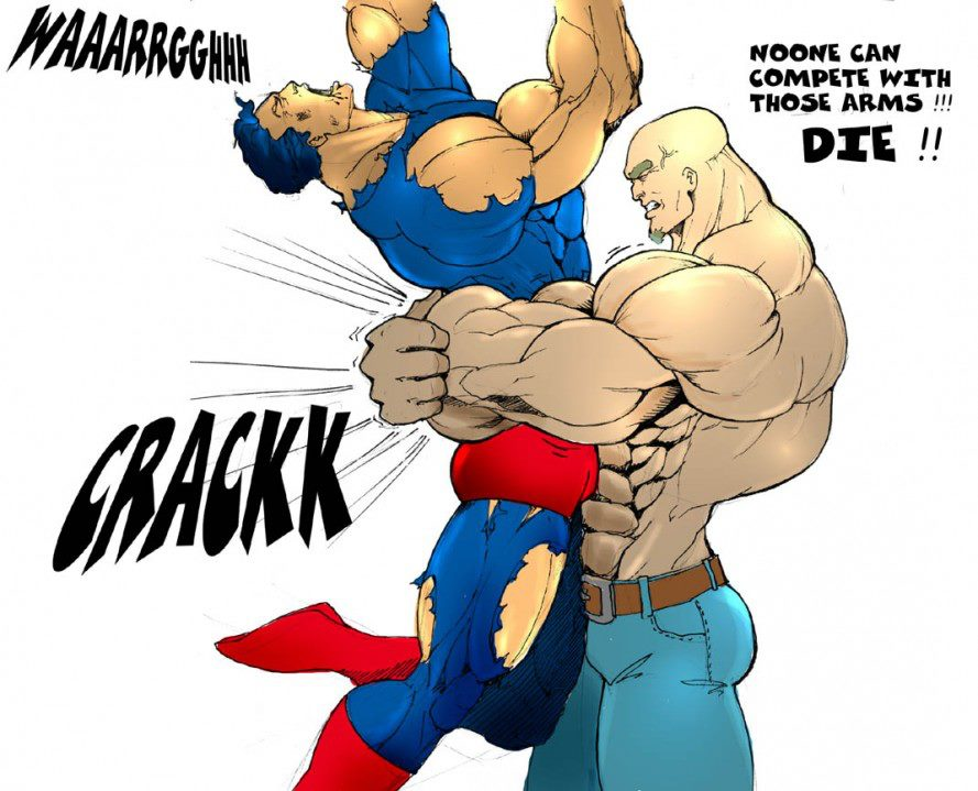I like men cartoons bodybuilding motivational pictures - Cartoon body builder ...