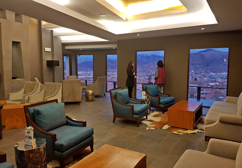 Hotel mais moderno de Cusco para negócios