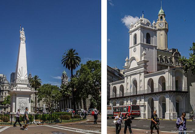 Buenos Aires, Praça de Maio