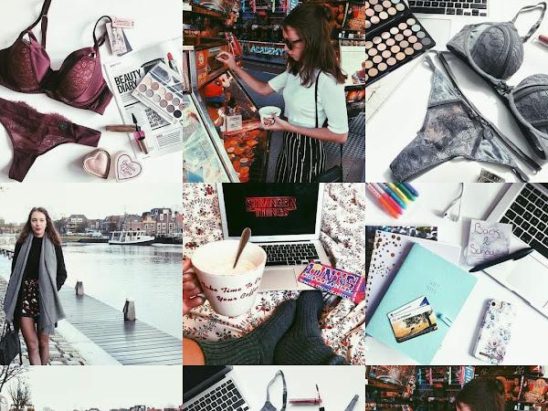 Oude Instagram foto's die ik nog wilde delen