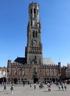 Traslado de Charleroi a Brujas