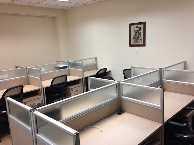 Văn phòng nhỏ cho thuê tại quận 7