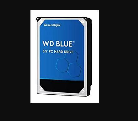 डेस्कटॉप के लिए Western डिजिटल WD10EZEX 1TB Internal हार्ड ड्राइव