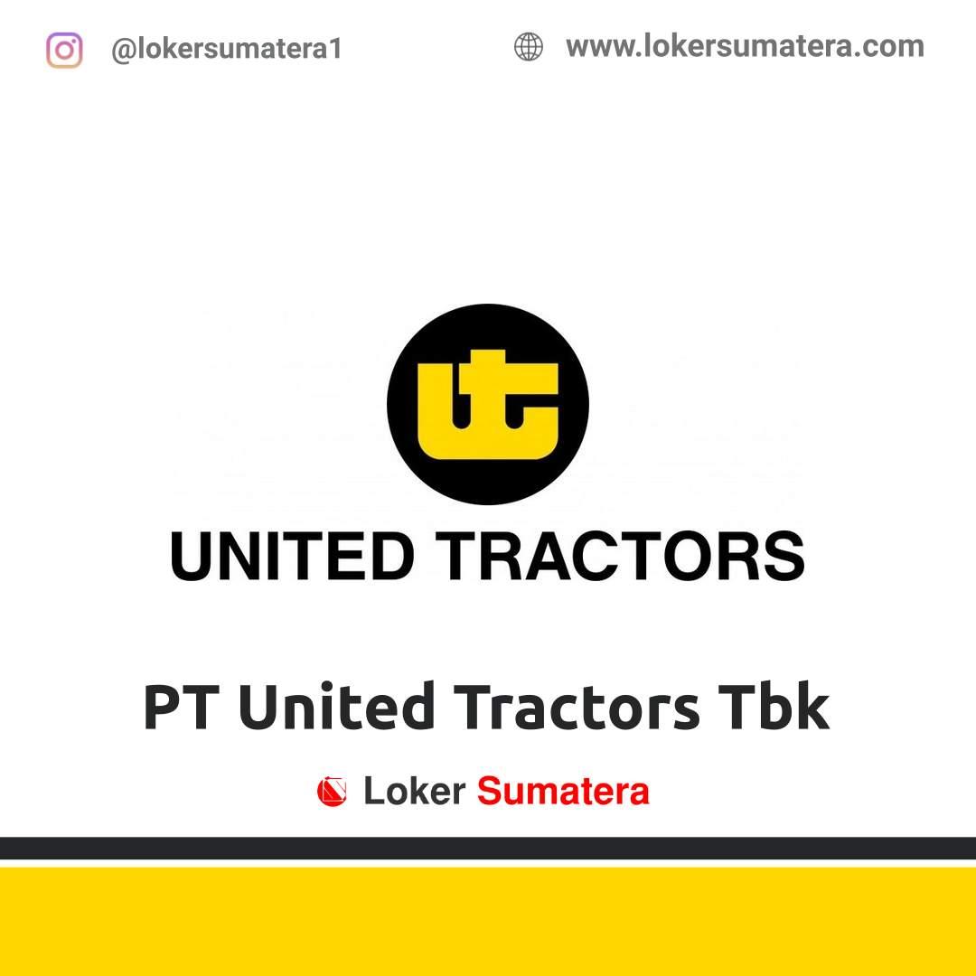 Lowongan Kerja Medan: PT United Tractors Tbk Januari 2021