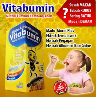 Vitabumin : Multivitamin Anak Terbaik Untuk Tumbuh Kembang Anak Indonesia