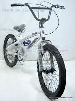3 Sepeda BMX SENATOR FIGHT 20 Inci - Produk Indonesia