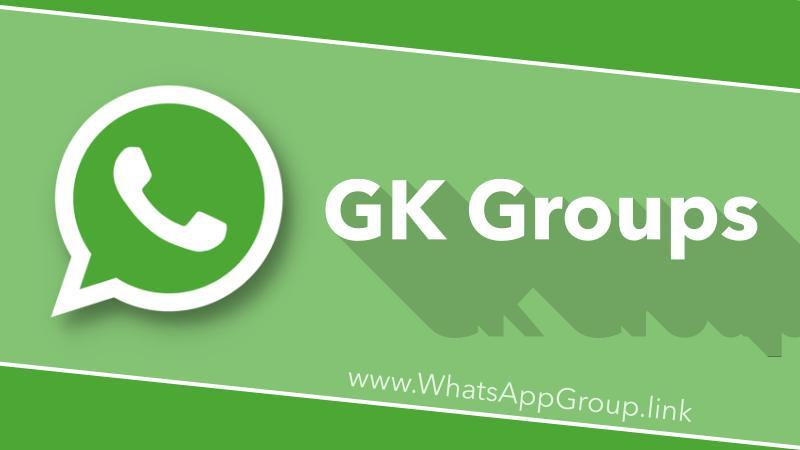 GK WhatsApp Groups