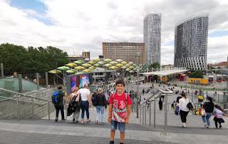 El Westfield Stratford City es el centro comercial más grande de Europa.