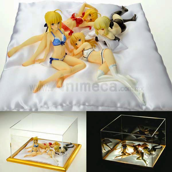 FIGURA Lingerie Style SABER Special Premium Edition Fate/stay night