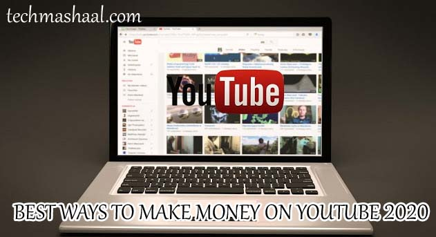 BEST WAYS TO MAKE MONEY ON YOUTUBE 2020 GUIDE