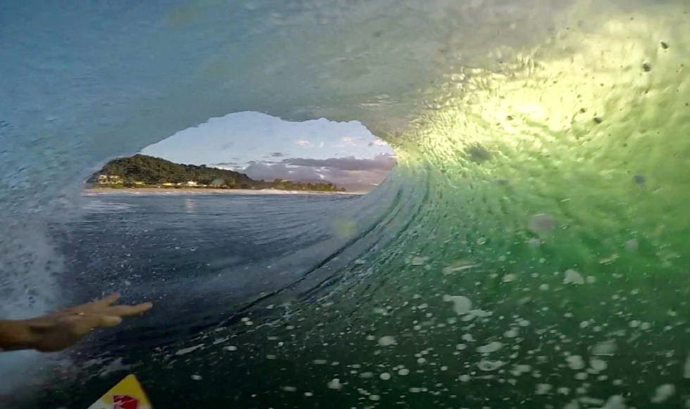 4Reef Hawaian Pro 2014 GoPro Moment JOB Foto ASP Kelly Cestari