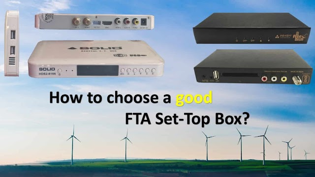 Which is the best free-to-air MPEG-4 HD Set-Top Box?
