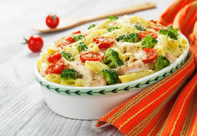 Запеканка овощная рецепт - картинка