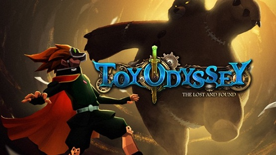 Toy Odyssey The Lost and Found Game