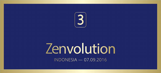 Asus Zenvolution 2016