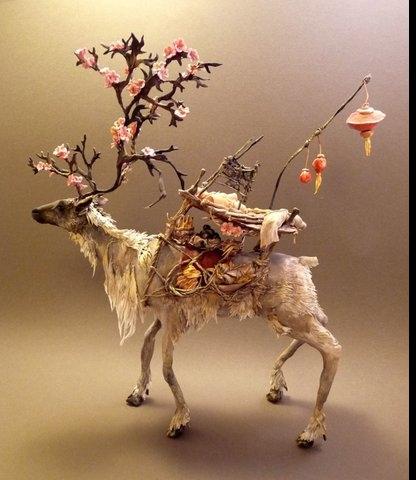 fantasy sculptures