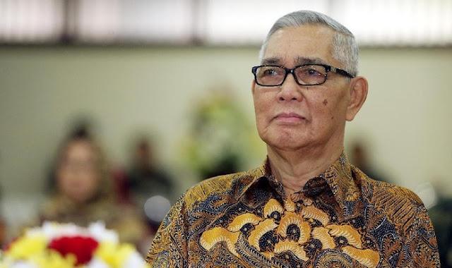 Indonesia Kita Jangan Mudah Dipecah Belah, Ini Ungkapan Try Sutrisno