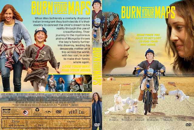 Burn Your Maps DVD Cover