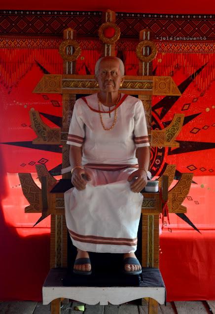 Tau-tau Oma Martha, Prosesi Rambu Solok Tana Toraja || jelajahsuwanto