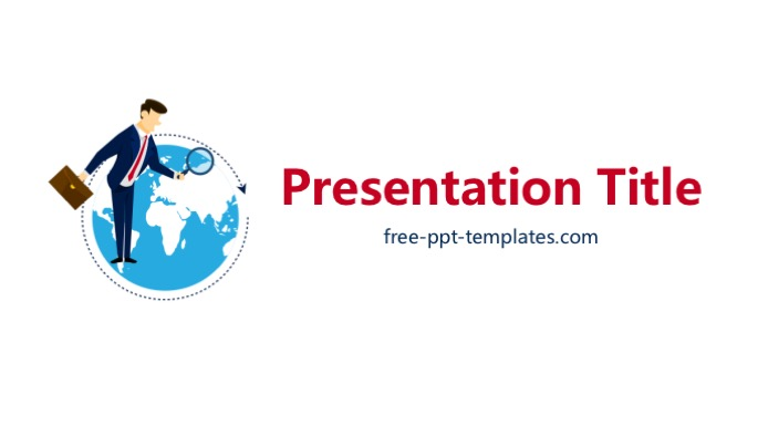 Global business research ppt template toneelgroepblik Image collections