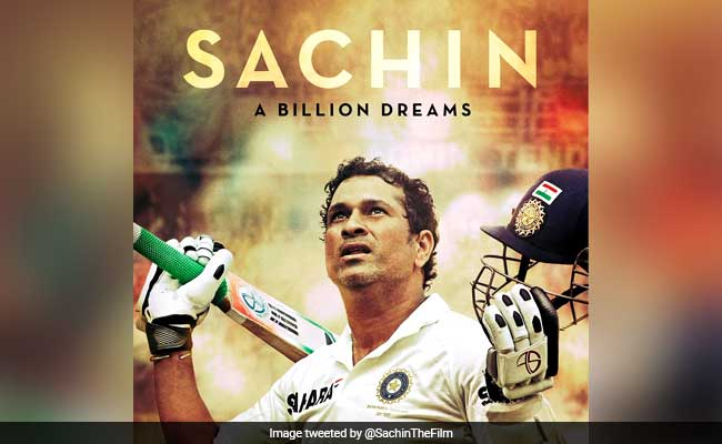 Sachin A Billion Dreams first day earning master stroke! Made record ...