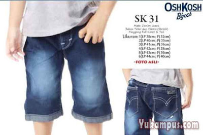 contoh iklan konveksi celana