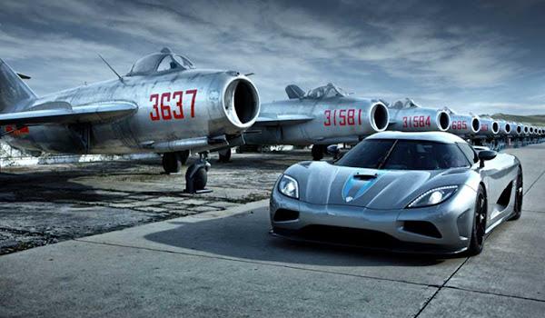 Koenigsegg 4K Çözünürlükte Araba Resimleri