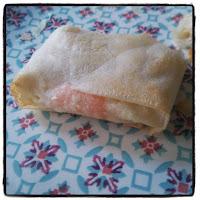 brick maison truite crème citron