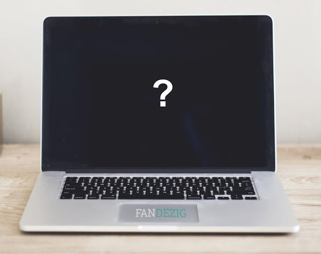 Daftar Penyebab Layar Laptop Mati (Blank)