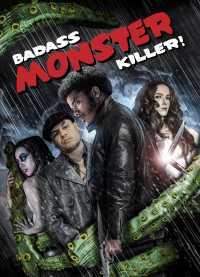 Badass Monster Killer Hindi 480p Dual Audio 2015