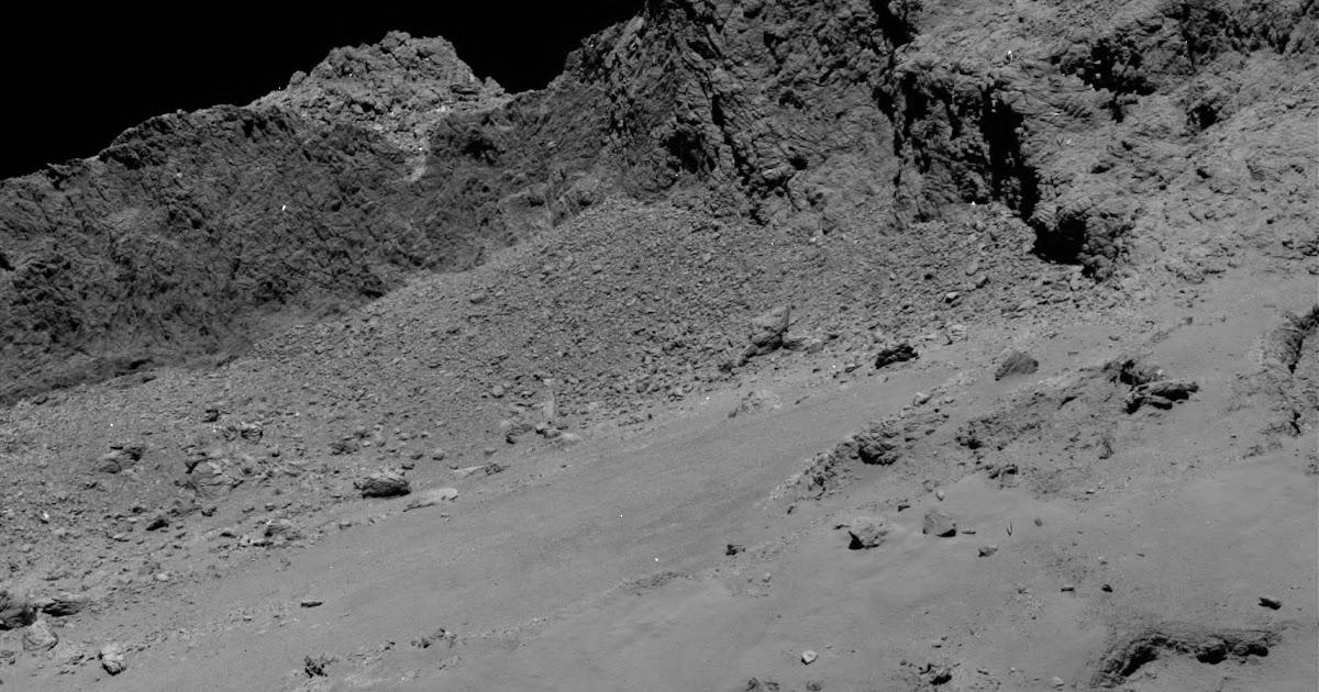 Rosetta, conclusa la missione con l'impatto controllato sulla superficie della cometa 67P/Churyumov–Gerasimenko, video by ESA!