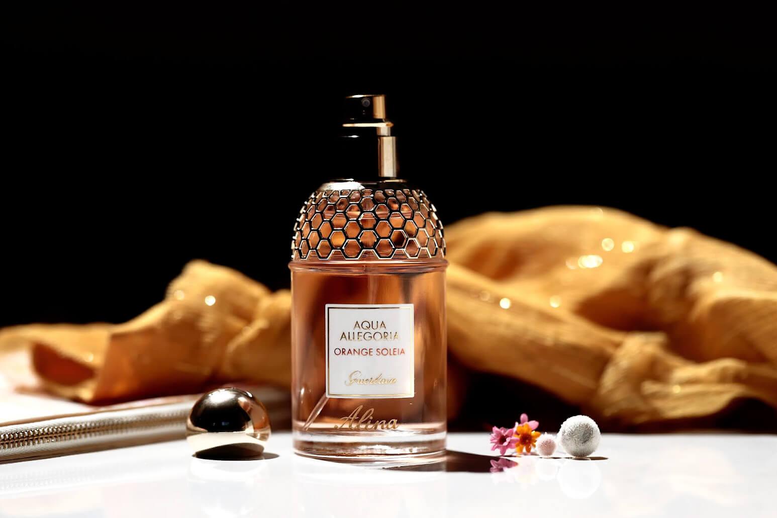 Guerlain Aqua Allegoria Orange Soleia parfum
