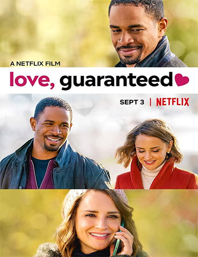pelicula Amor garantizado (2020)