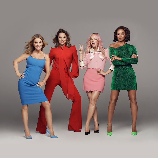 spice girls comeback regreso 2018 2019