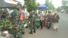 Meskipun Melandai, Aparat Gabungan Kota Pekalongan Gencar Lakukan Operasi Prokes